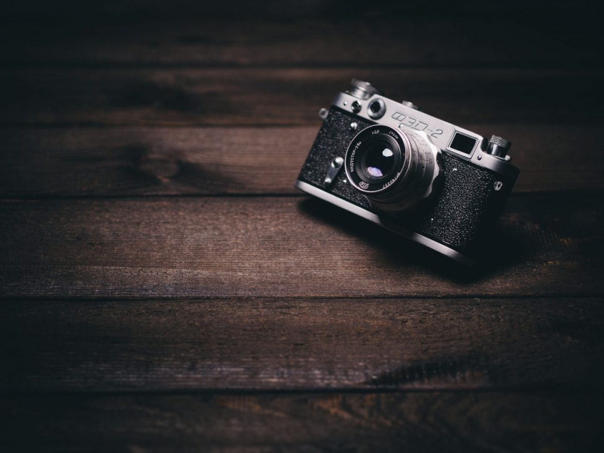 Photography in webdesign